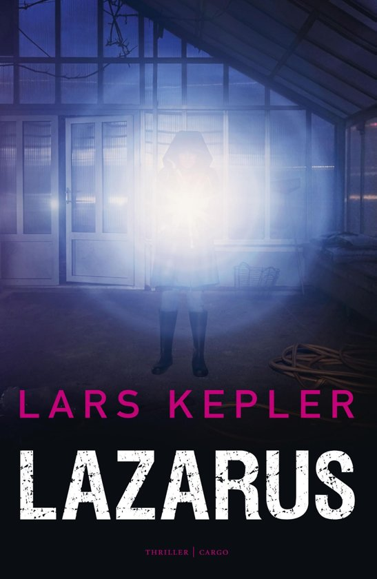 Boek cover Lazarus van Lars Kepler (Onbekend)