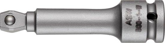 Kracht-hoekverlengstuk 1/4, 50mm ASW