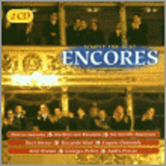 Encores -Simply The Best-