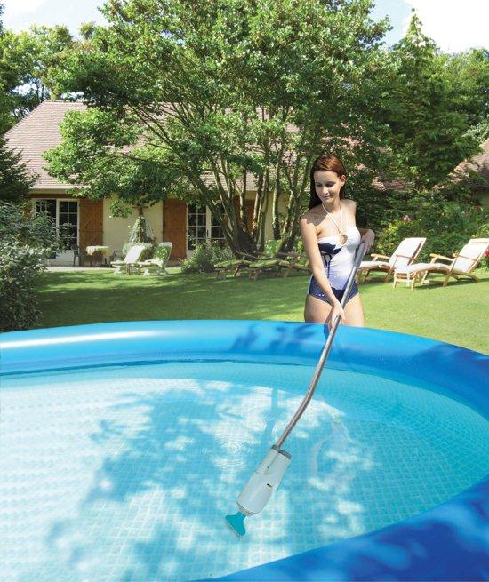 Kokido Telsa 5 Herlaadbare Zwembadstofzuiger