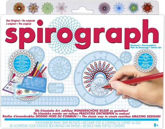 Spirograph Starter Set
