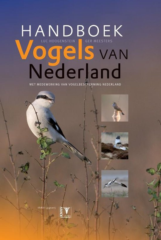 Handboek vogels van Nederland
