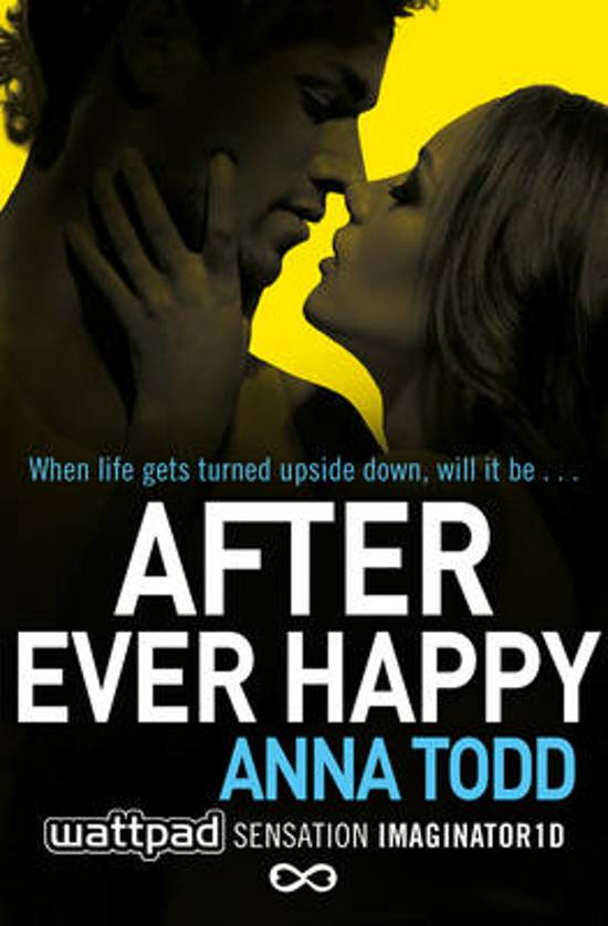 Boek cover After Ever Happy van Anna Todd (Paperback)