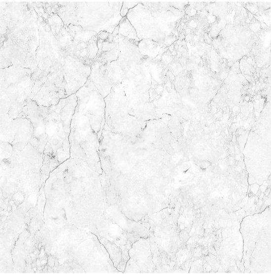 Home marmer grijs behang (vliesbehang, grijs)