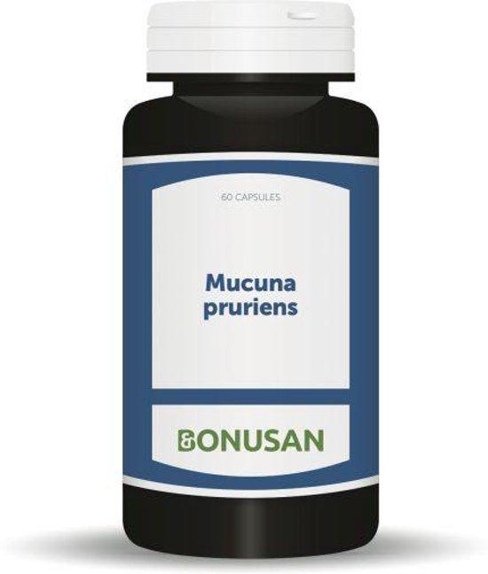 Bonusan Mucuna Pruriens - 60 Capsules- Voedingssupplement