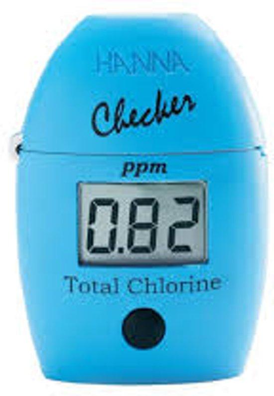 Hanna reagentia poeder fotometer vrije chloor 25st (zakjes)