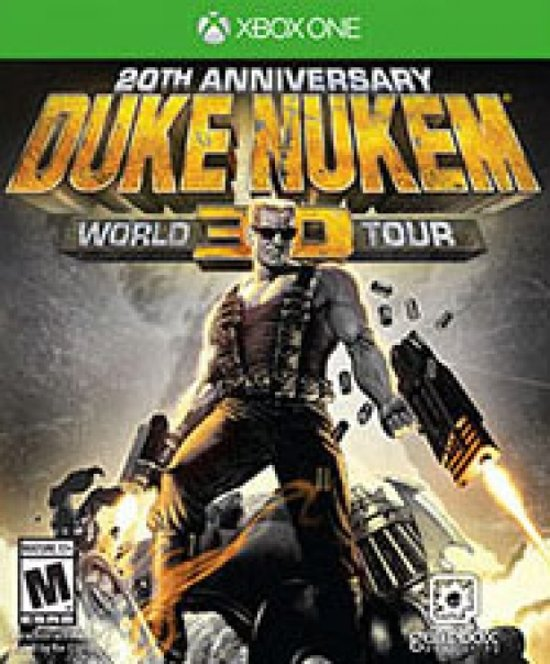 Duke Nukem 3D World Tour 20th Anniversary