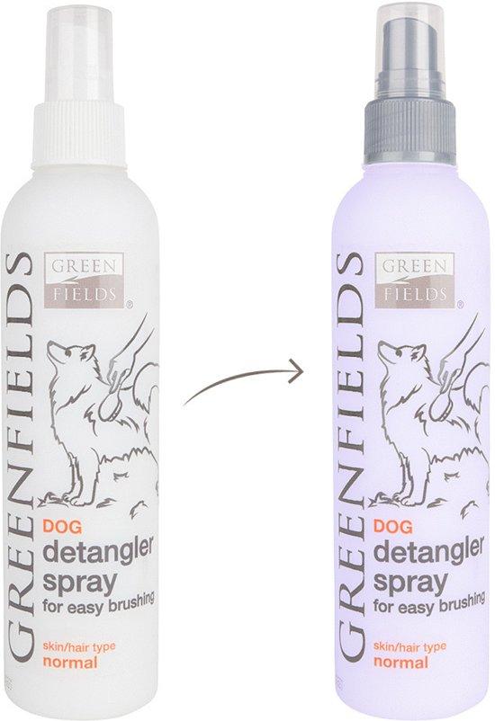 Anti-klit spray voor honden