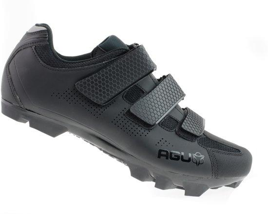 Agu MTB M400  Fietsschoenen - Maat 44 - Zwart