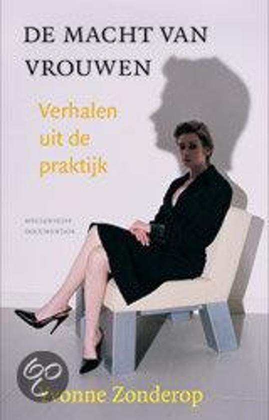 Cover van het boek 'De macht van vrouwen' van Yvonne Zonderop