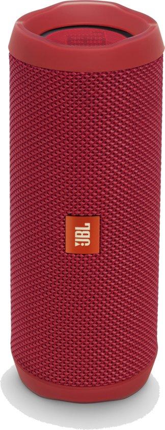 JBL Flip 4 - Bluetooth Speaker - Rood