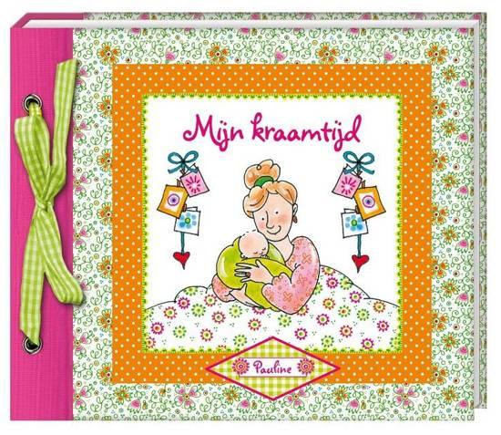 Pauline Oud - Mijn Kraamtijd - invulboek