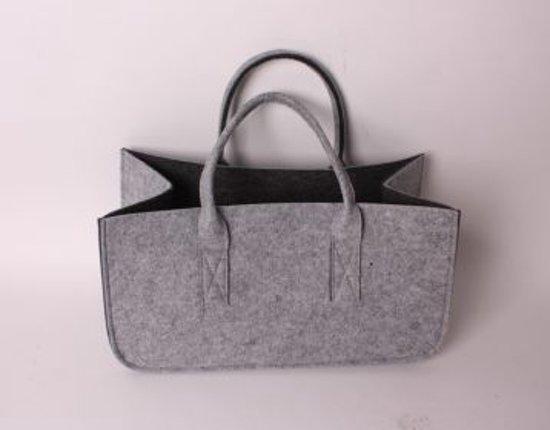 VDO Style Handtas - Dames - Stof | Polyester - Grijs