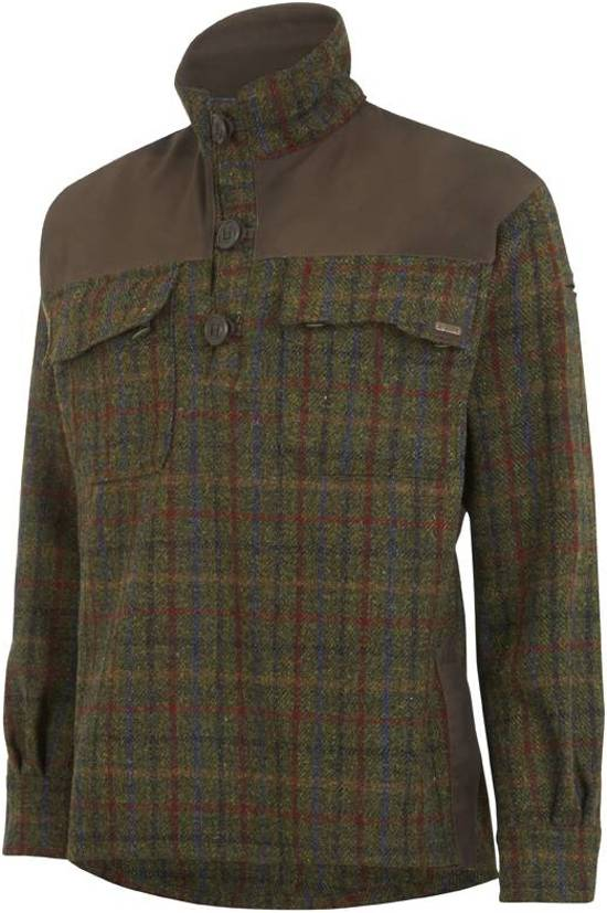 Keela Harris Tweed Bush Smock