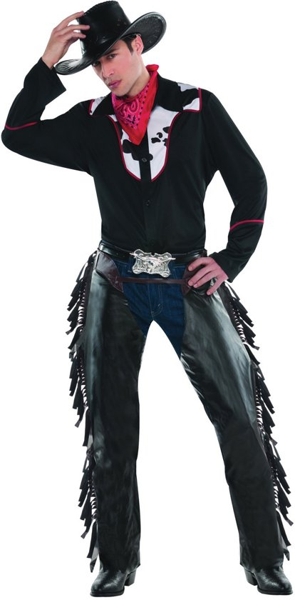 Mens Costume Outlaw Pete SizeM/L