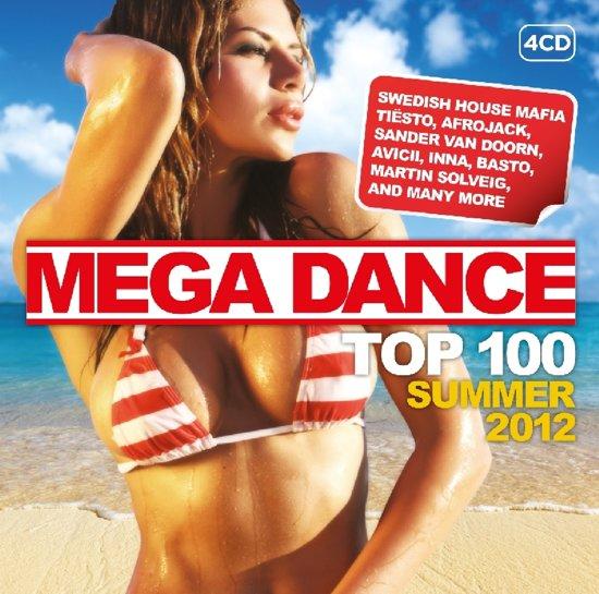 Mega Dance Top 100 - Summer 2012