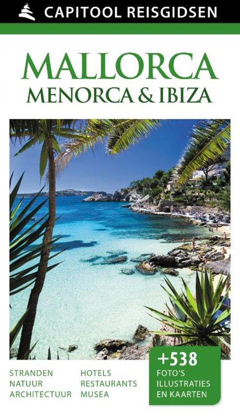 Capitool Reisgids Menorca