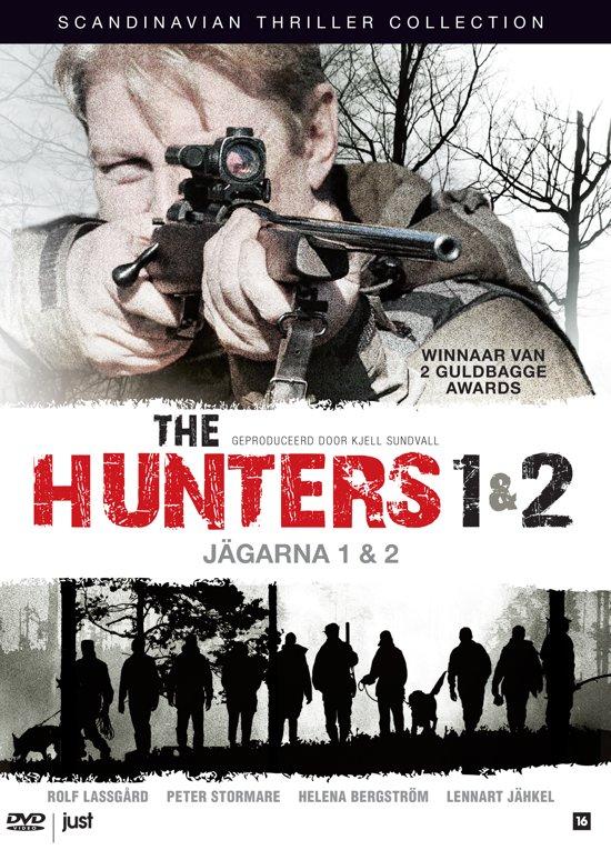 Cover van de film 'Hunters Box'