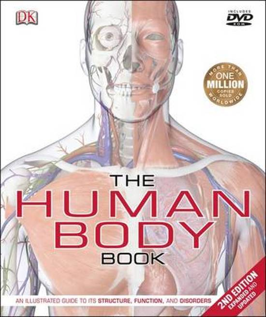 bol.com | The Human Body Book, Steve Parker | 9781409316695 | Boeken