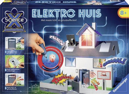 """ Ravensburger ScienceX® Elektro Huis"""