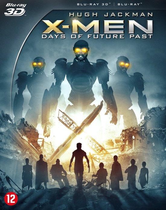 X-Men: Days of Future Past (3D Blu-ray)