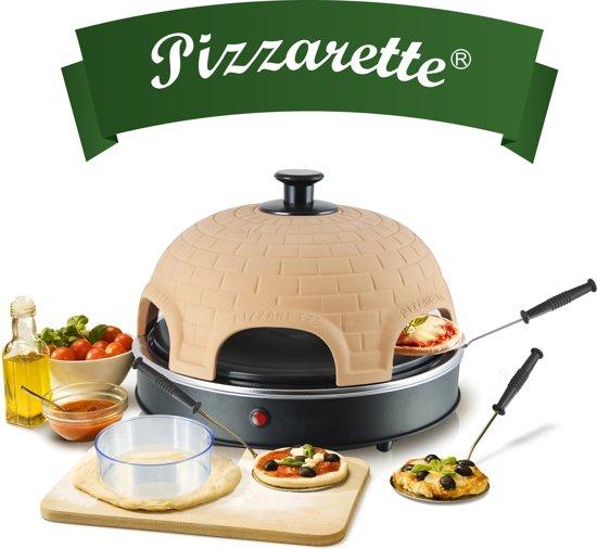 Bolcom Pizzarette Classic Emerio Po 110450 6 Personen