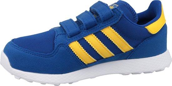 Adidas Jongens Sneakers Forest Grove Cf C Blauw Maat 33
