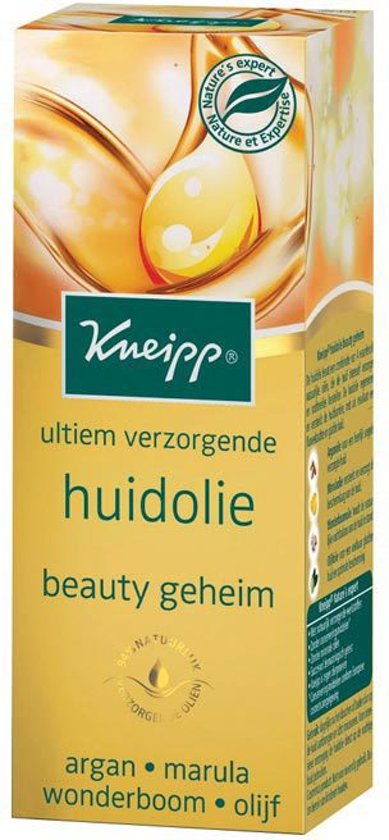 Kneipp Beauty Geheim Bodyolie - 100 ml
