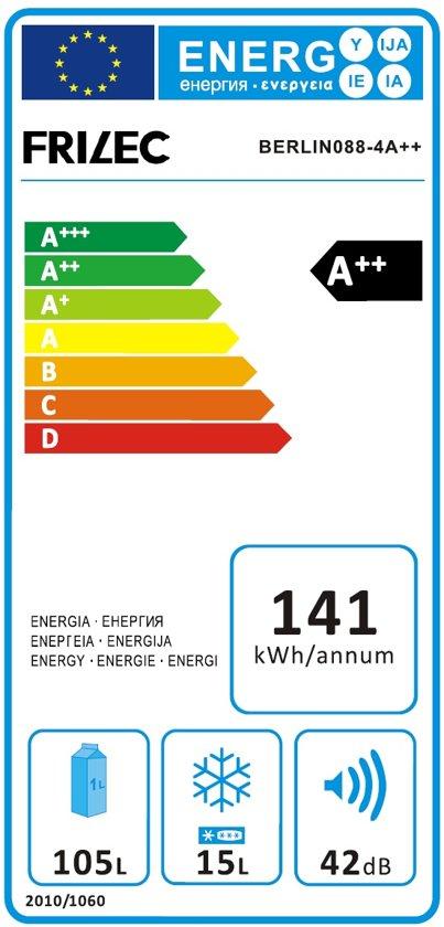 Frilec BERLIN088-4A++