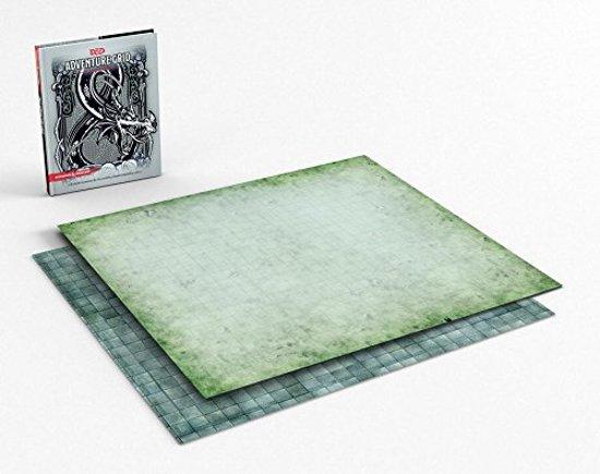 Boek cover D&D Adventure Grid van Wizards Team (Onbekend)