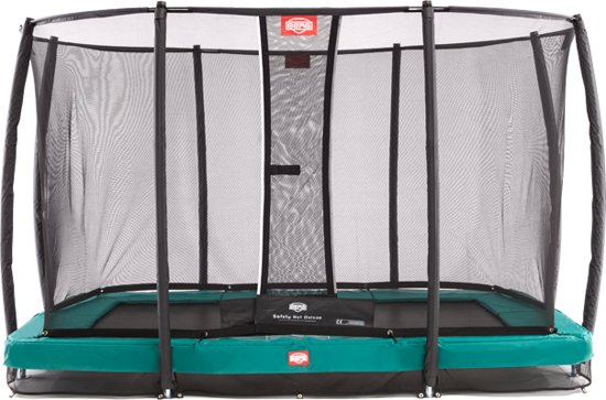 BERG Inground EazyFit + Safety Net EazyFit - 330 x 220 cm