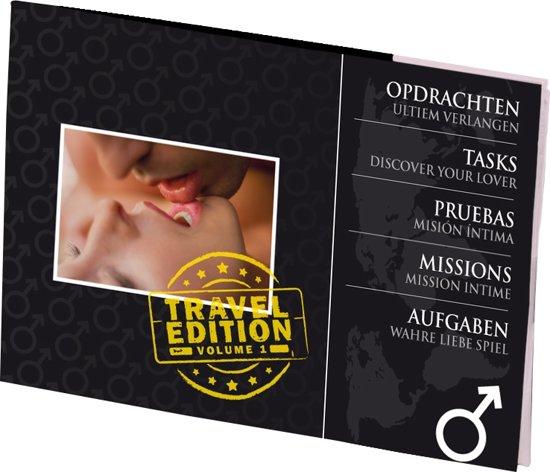 Thumbnail van een extra afbeelding van het spel Ultiem Verlangen - Reis Editie - Erotisch Spel