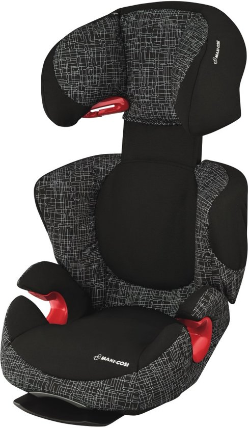 Maxi Cosi Rodi Air Protect Autostoel - Black Grid