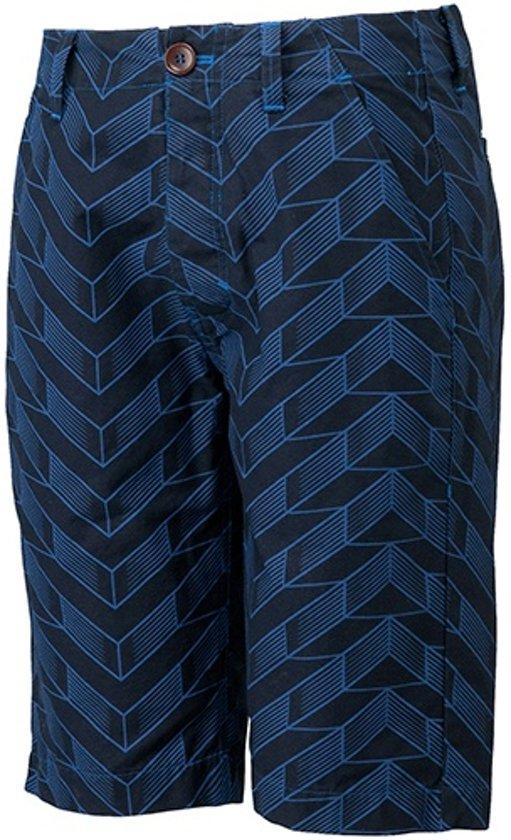 Adidas Graphic Heren Short Blauw Maat 32