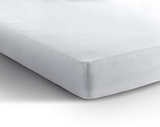 Home Care Boxspring Hoeslaken - Tweepersoons - 180 x 220 cm - Wit