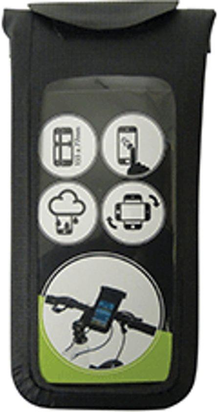 Dresco - GSM/Pda-houder fiets - iphone 6 - Samsung S2, S3, S4, S5