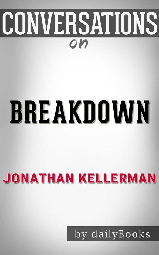 Conversations on Breakdown by Jonathan Kellerman