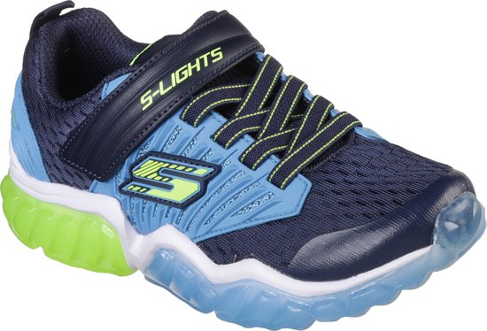Skechers Rapid Flash Sneakers Mannen Navy Blue 29