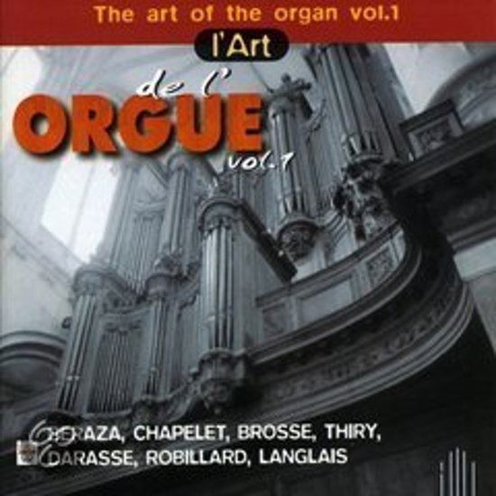 Art Of The Organ Vol. 1