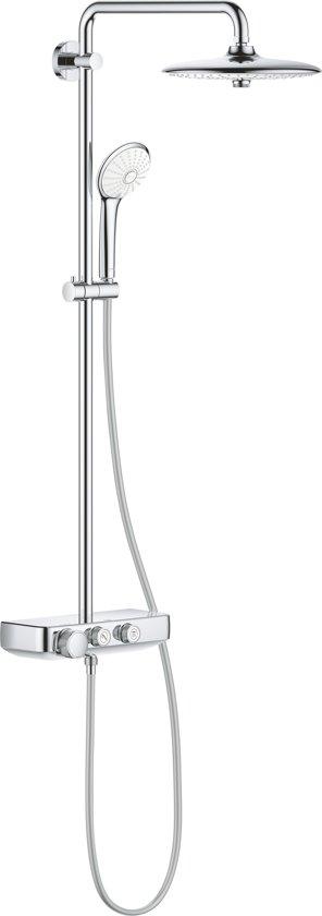 GROHE Euphoria Smartcontrol 260 Regendouche - Met kraan -  26cm - Verstelbare bevestiging - 26509000