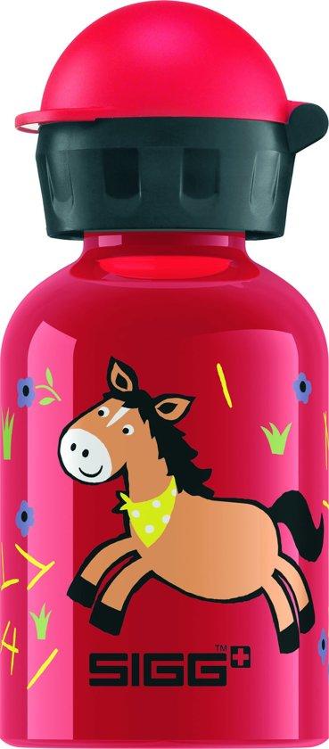Drinkfles Paard Sigg 0.3L