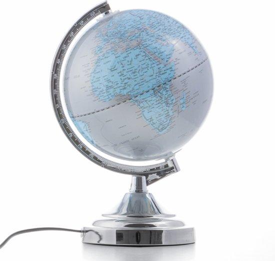 bol.com | Shine Inline Wereldbol Lamp
