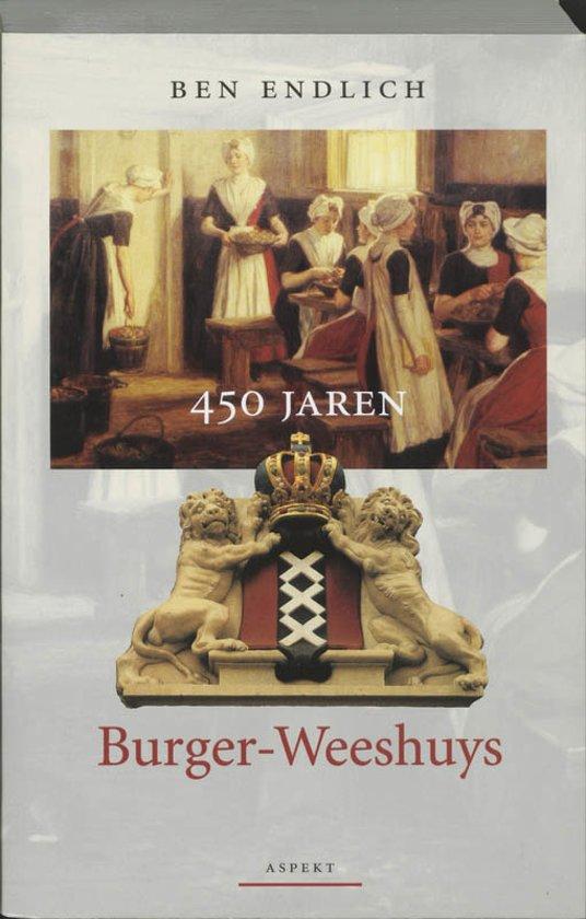 450 Jaren Burger-Weeshuys