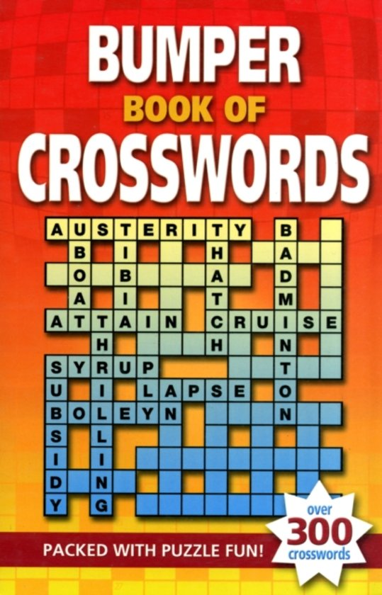 Bumper Book of Crosswords