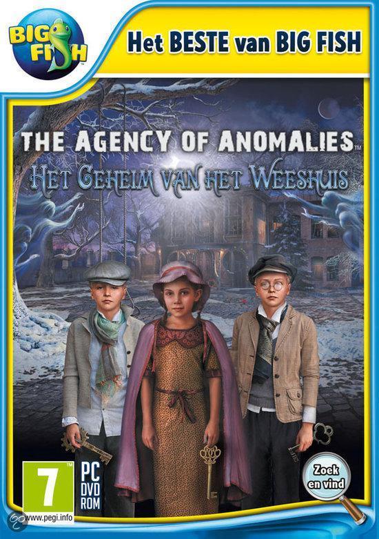 Agency of Anomalies 2: Het Geheim van het Weeshuis - Windows