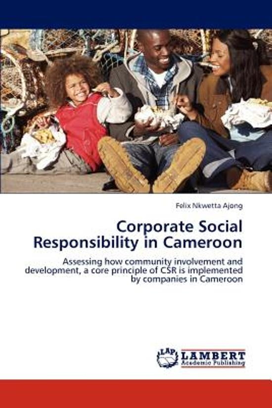 Corporate Social Responsibility in Cameroon