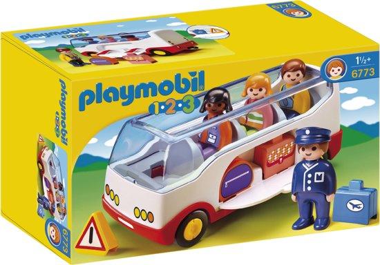 Playmobil 123 Autobus - 6773