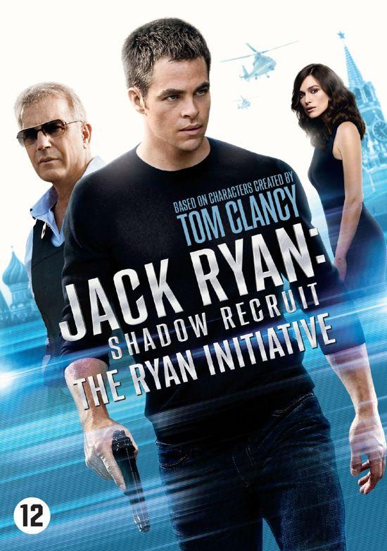 DVD cover van Jack Ryan: Shadow Recruit