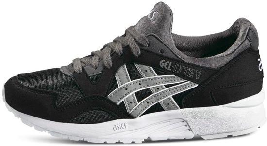 Chaussures Asics Gel Noir Lyte V Taille 35 Pour Les Femmes 9lJtomo