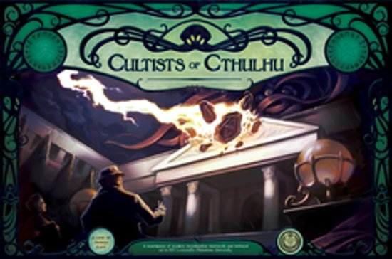 Cultists of Cthulhu Board Game
